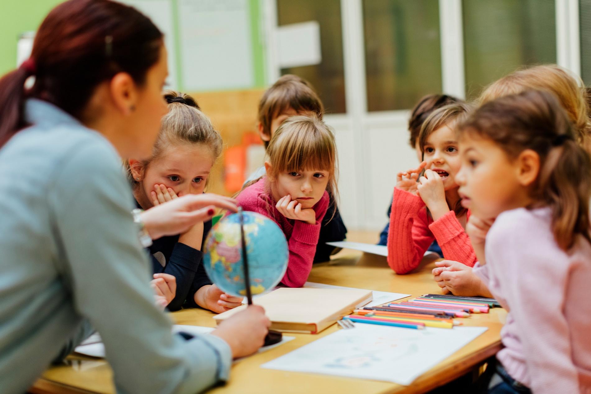Classes À Double Niveau En Maternelle, Effet Booster Ou à Grande Section Maternelle Age