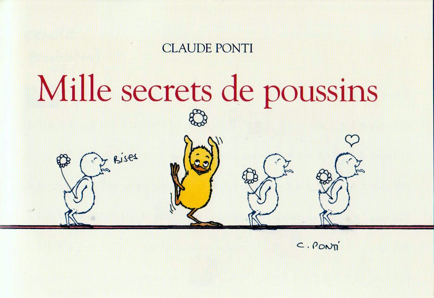 Claude Ponti, Auteur Aux Mille Poussins - Lille Lecture Jeunesse tout La Tempête Claude Ponti