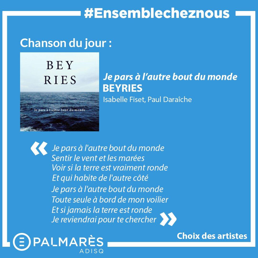 Claudiabeaumont/?v?nements Culturels Etc On Twitter à Le Vent Dans Les Voiles Chanson