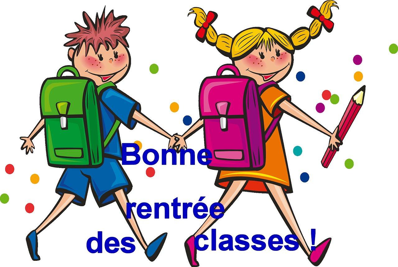 Clementia's Poetry Blog: Bonne Rentrée Des Classes ! concernant Image Bonne Rentrée Des Classes