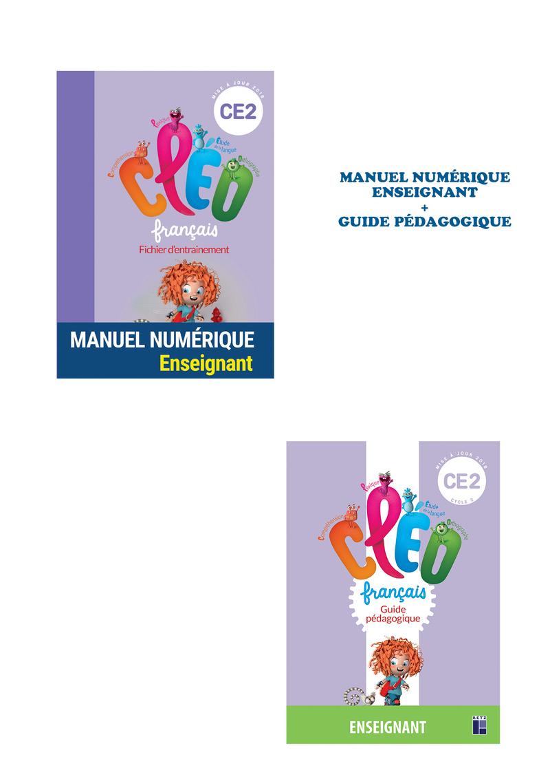 Cléo Ce2 - Manuel Numérique Enseignant Du Fichier De L'élève tout Fiche Pédagogique Les 5 Sens