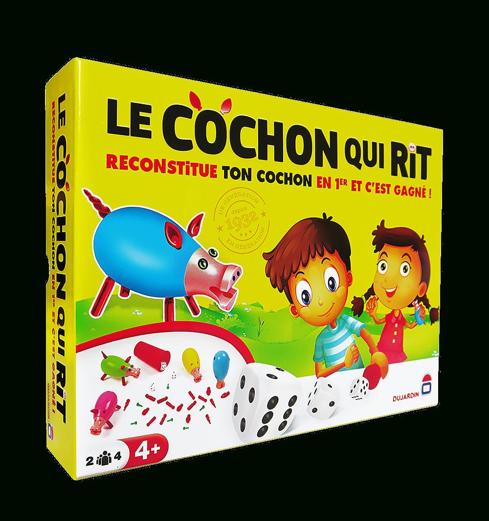 Cochon Qui Rit (paragraphe 4) et Jeux Educatif 4 Ans