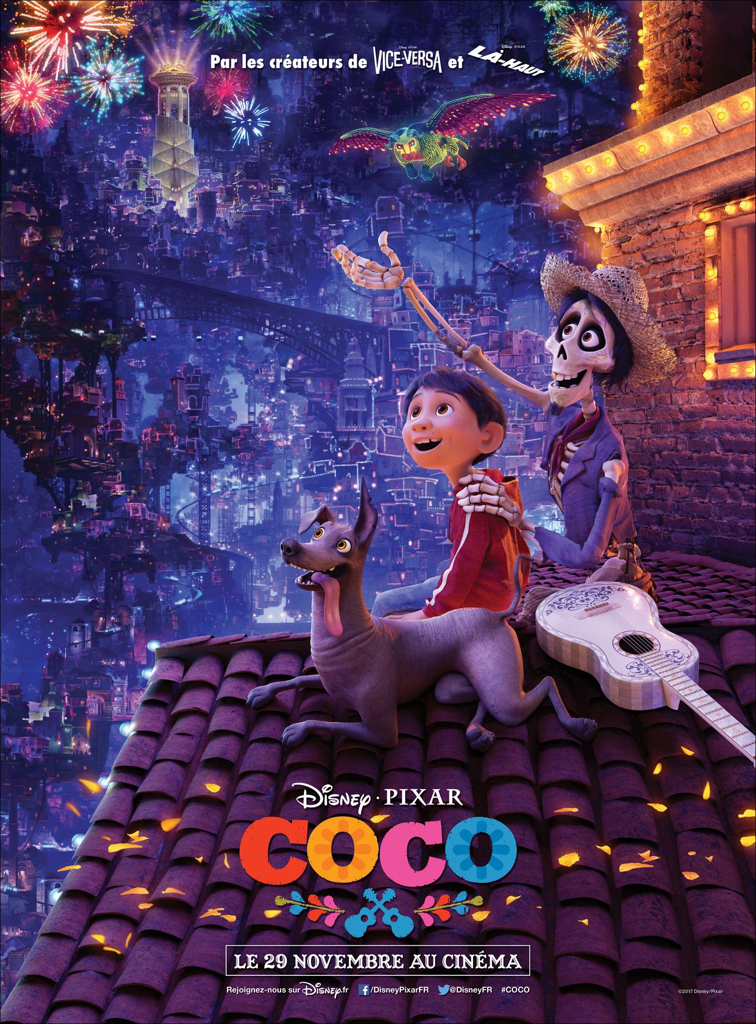 Coco, Disney Pixar - Rebellissime encequiconcerne Musicien Mexicain