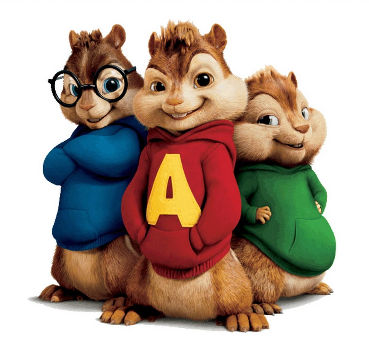 Coloriage Alvin Et Les Chipmunks À Imprimer à Dessin De Alvin Et Les Chipmunks