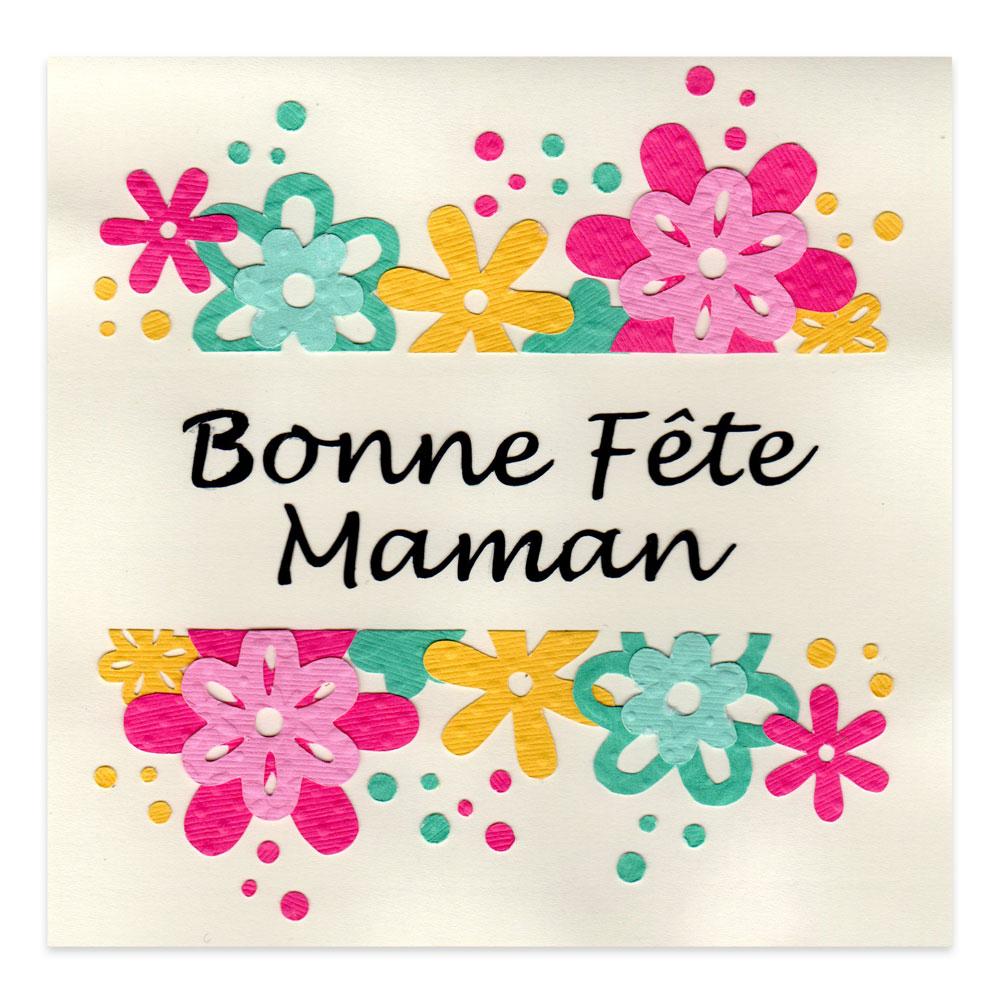 Coloriage Bonne Fête Maman À Imprimer dedans Carte Bonne Fete Maman A Imprimer