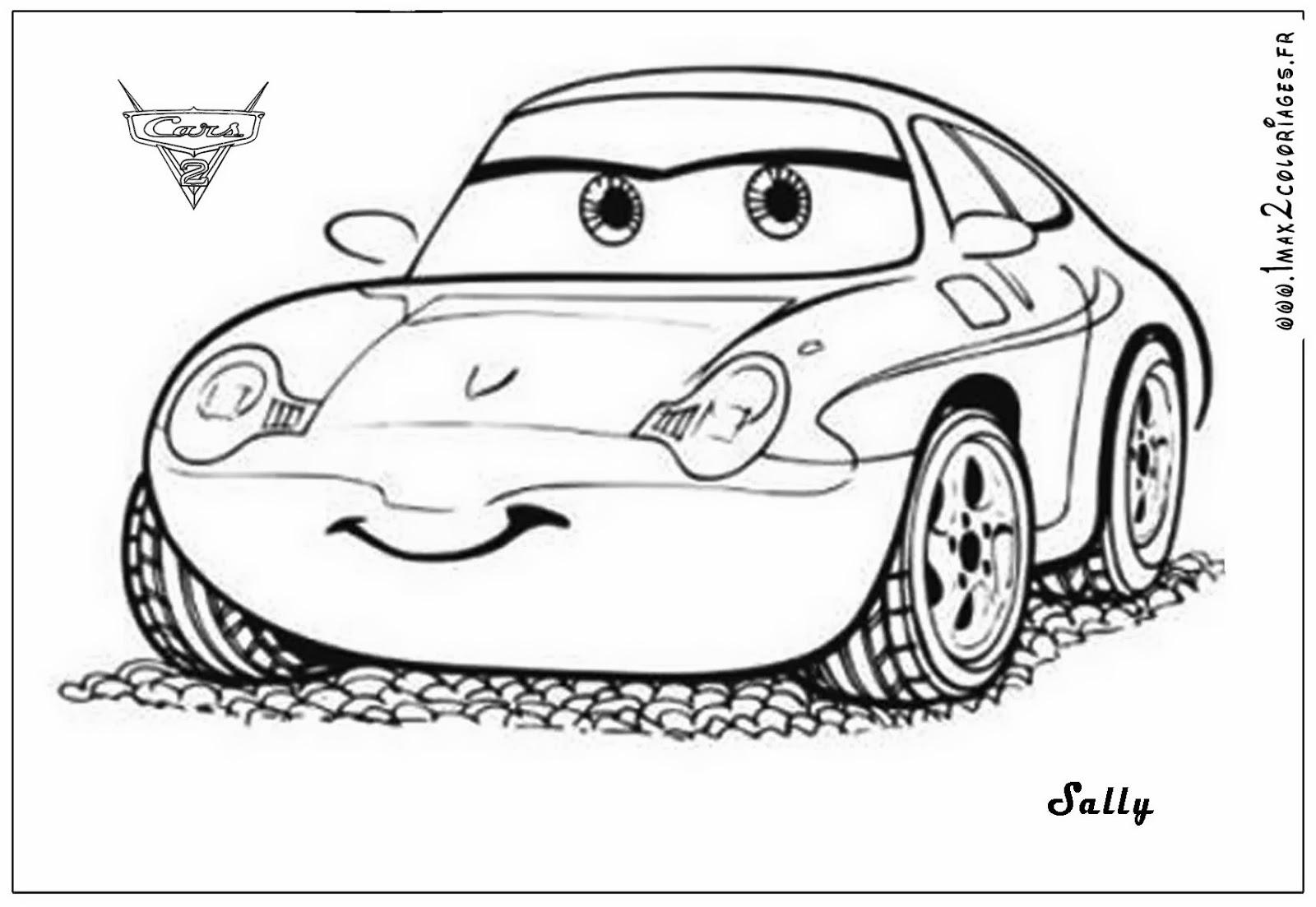 Coloriage Cars Flash Mcqueen - Les Beaux Dessins De dedans Dessin A Imprimer Gratuit Cars