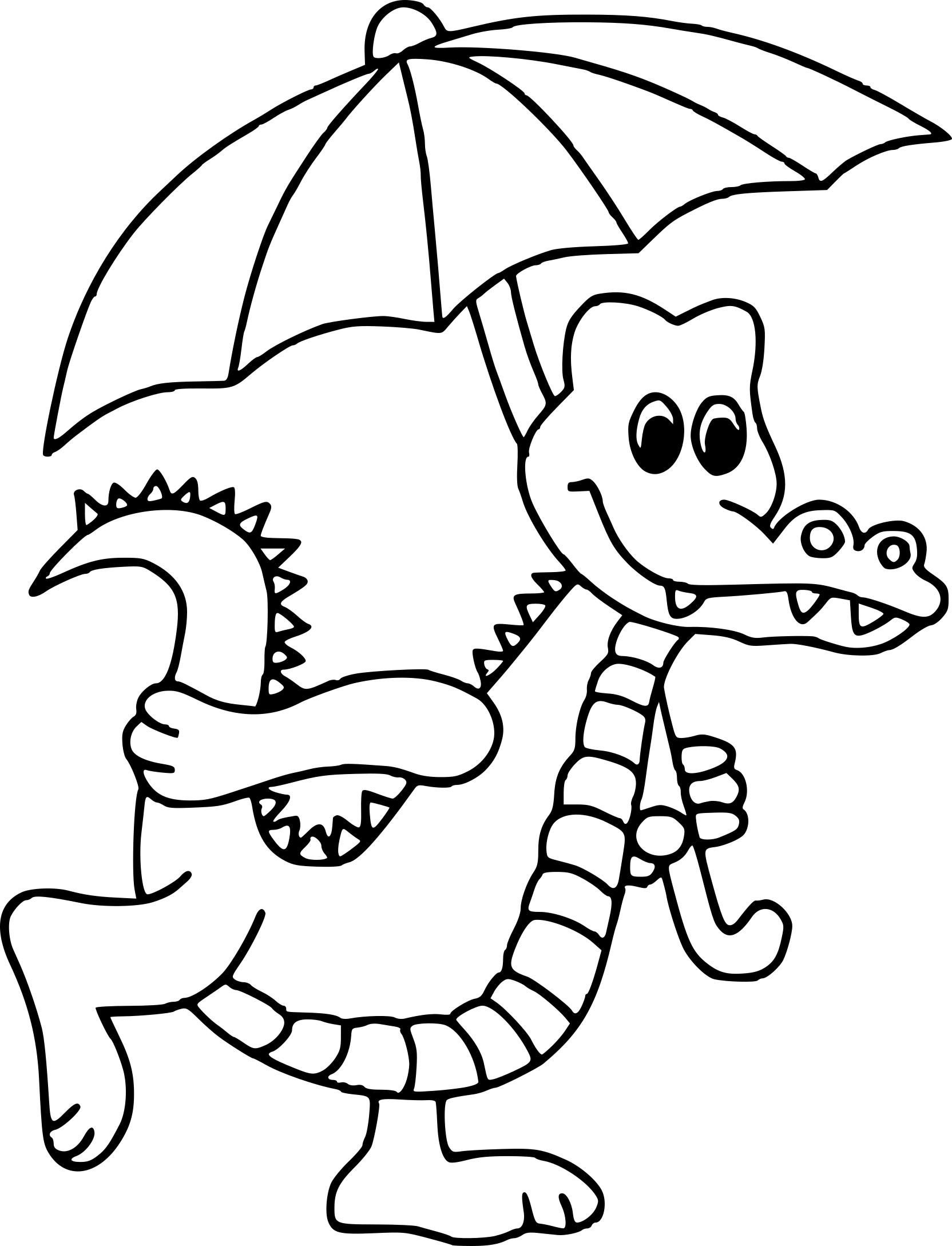 Coloriage Crocodile À Imprimer encequiconcerne Photo De Crocodile A Imprimer