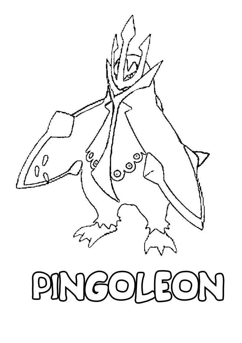 Coloriage Pokemon À Colorier - Dessin À Imprimer | Coloriage à Coloriage De Pokémon Gratuit