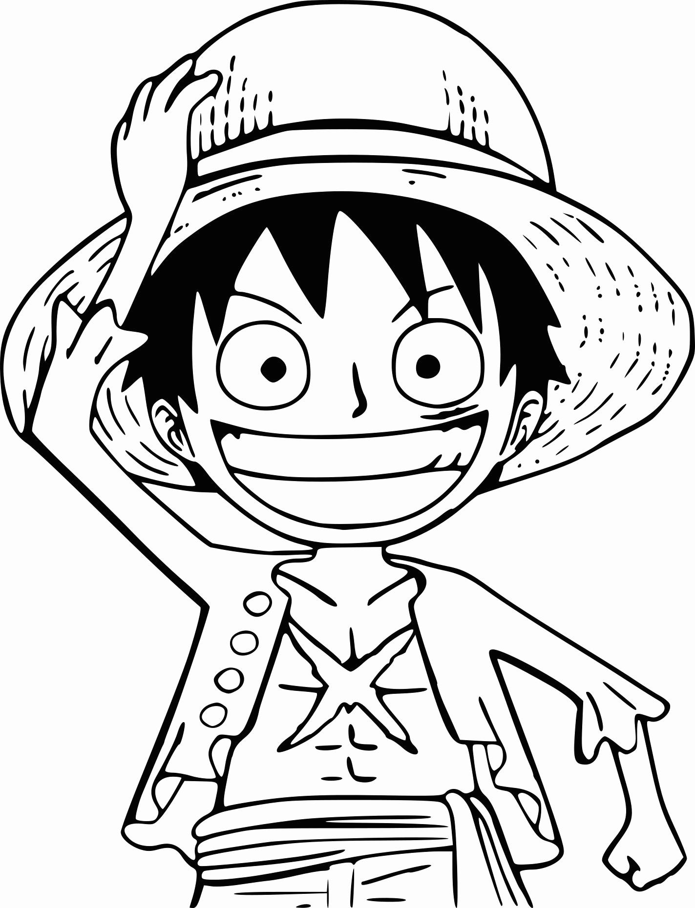 Coloriages À Imprimer : One Piece, Numéro : 19F273F2 serapportantà Dessin De Vague A Imprimer