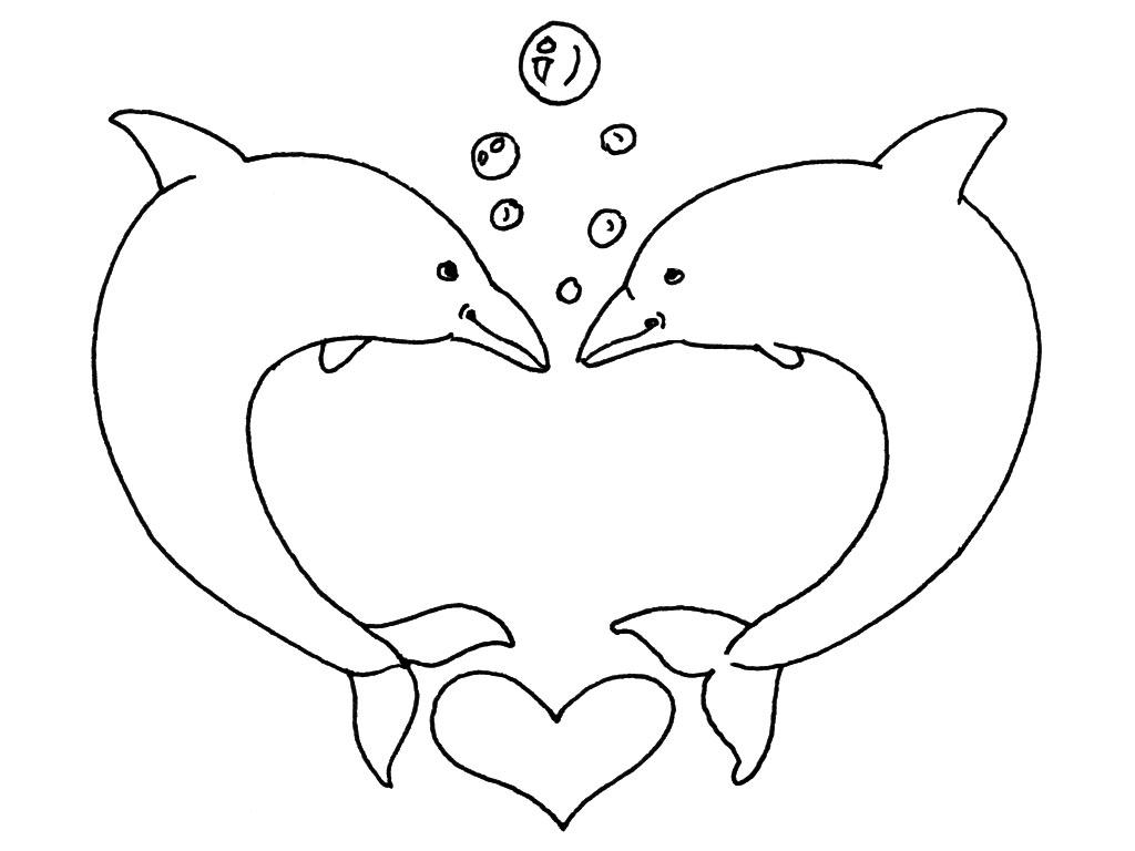 Coloriages À Imprimer : Saint-Valentin, Numéro : 128302 dedans Dessin Pour La Saint Valentin