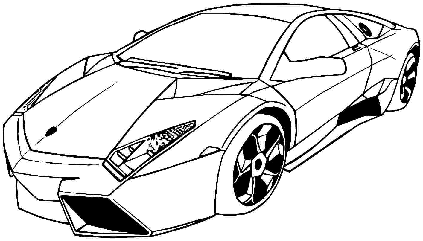 Coloriages À Imprimer : Voiture, Numéro : 12Cb6137 à Coloriage Vehicule
