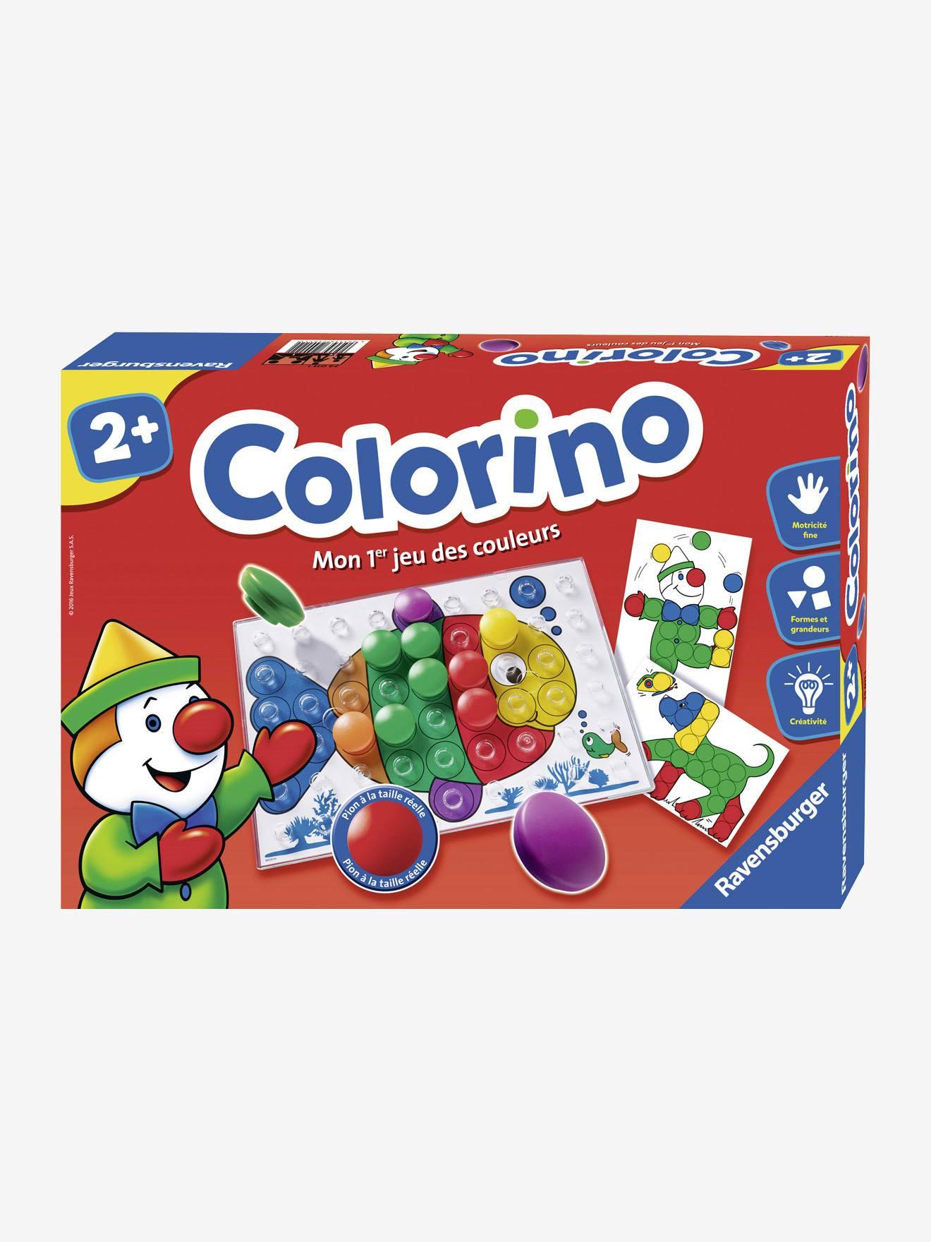Colorino - Ravensburger Rouge - Ravensburger dedans Colorino A Imprimer