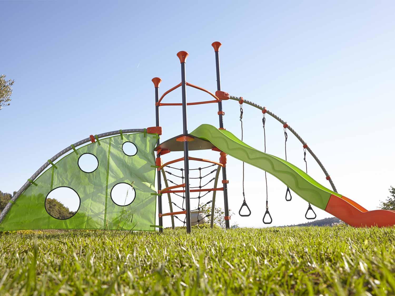Comment Choisir Ses Jeux De Plein Air Pour Enfants ? | Leroy avec Jeux Pour Petit Enfant