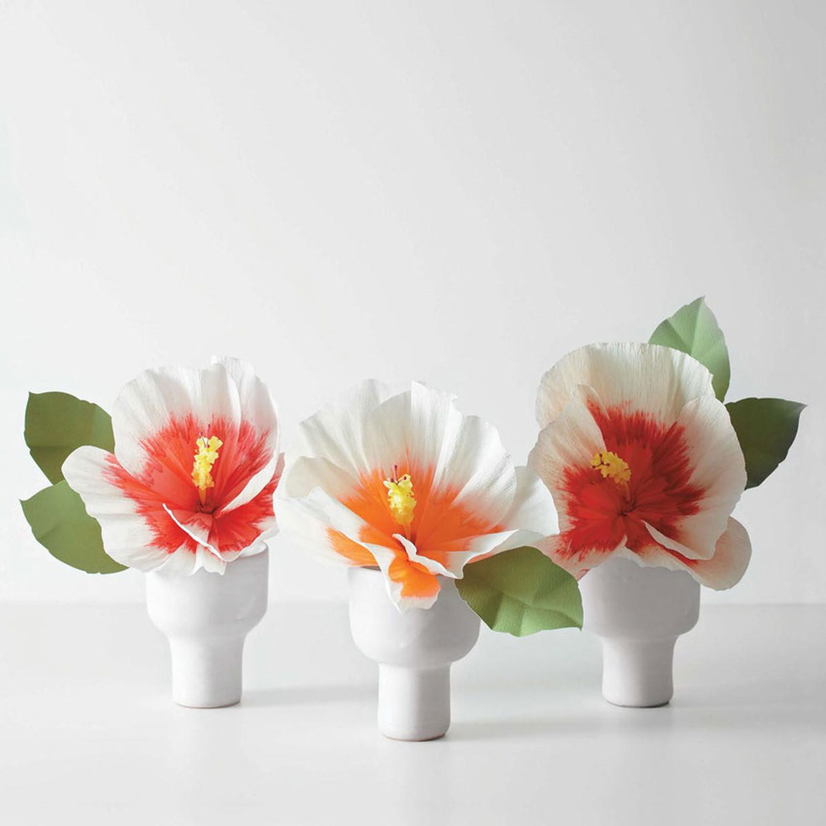 Comment Créer Des Fleurs En Papier Plus Vraies Que Nature ? tout Realisation Papier Crepon