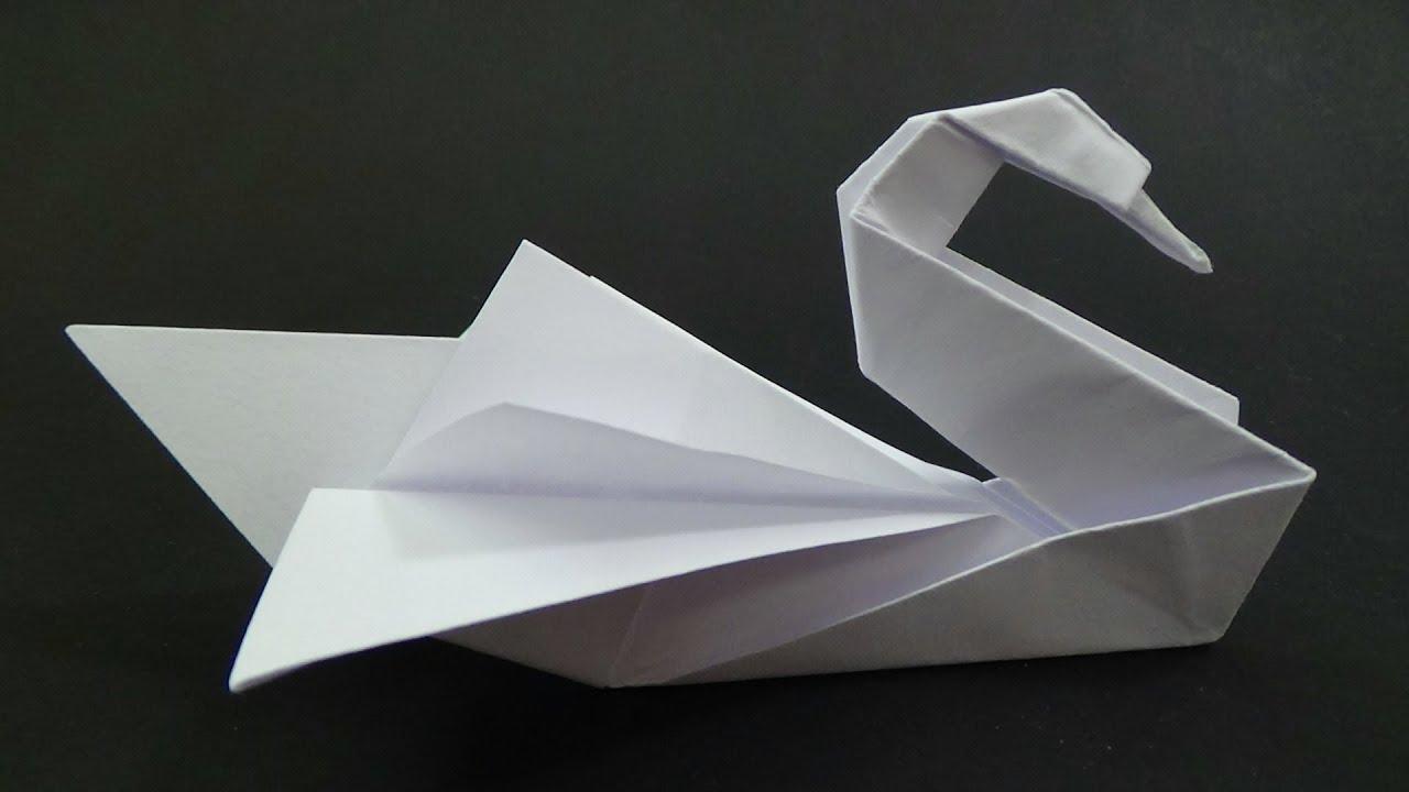 Comment Faire Un Origami ? avec Origami Canard