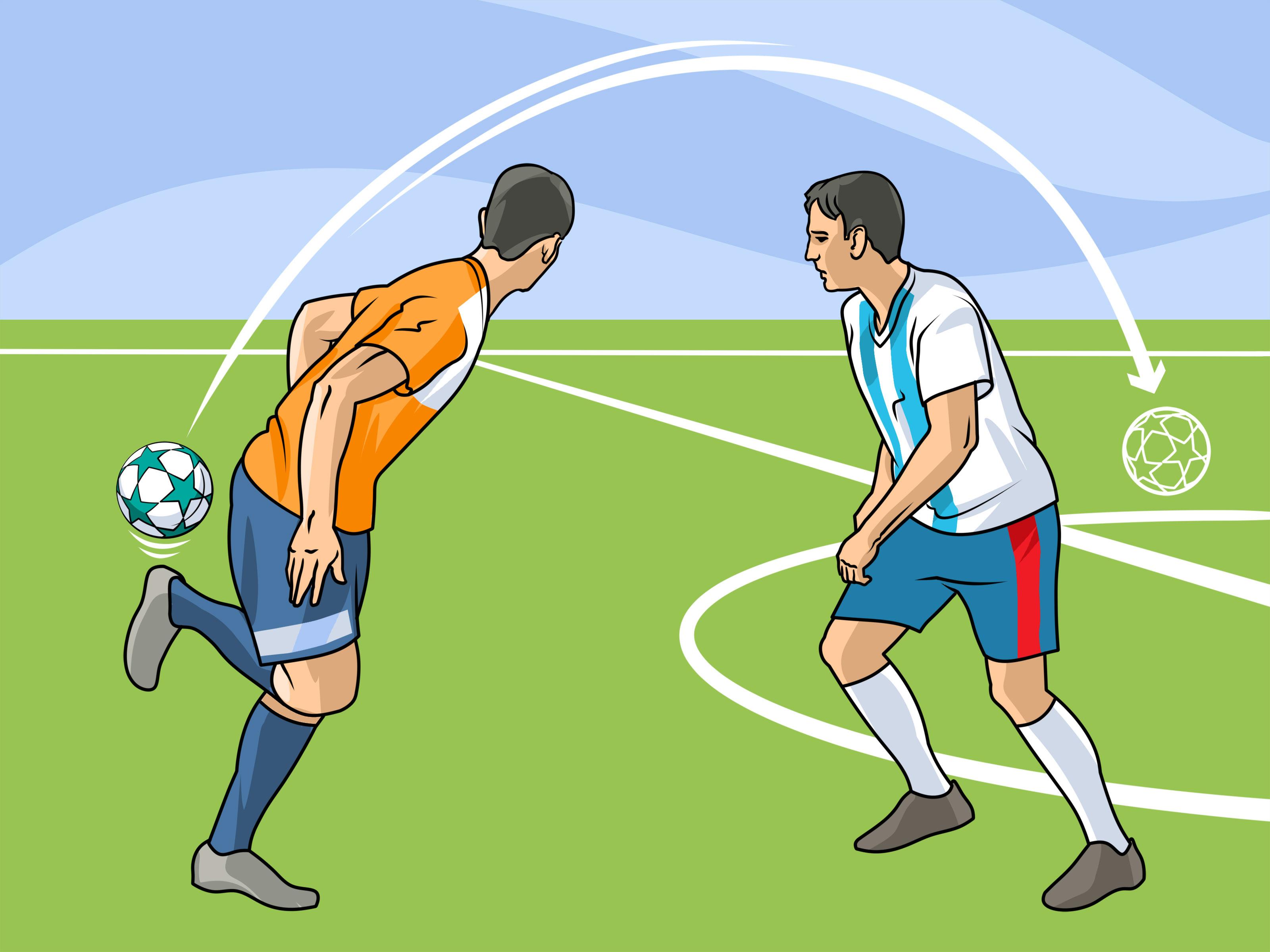 Comment Jouer Au Football (Avec Images) - Wikihow concernant Jeux De Foot Gardien De But