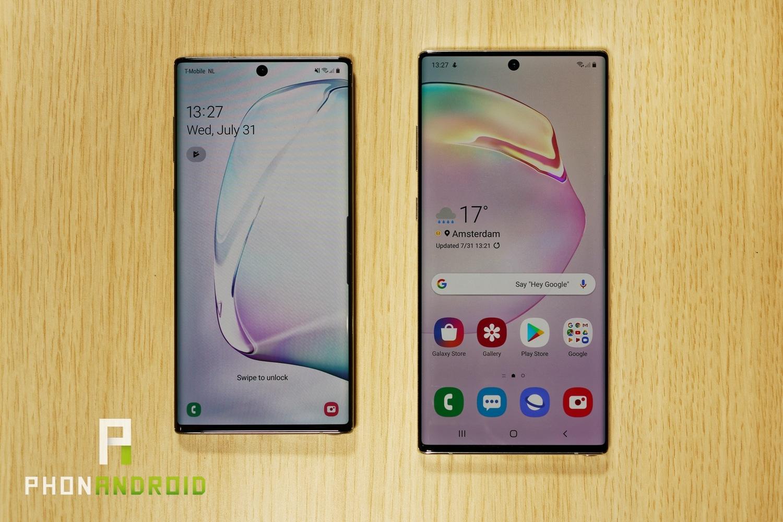 Comparatif Galaxy Note 10 Vs Galaxy Note 10+ : Quelles dedans Les 5 Differences