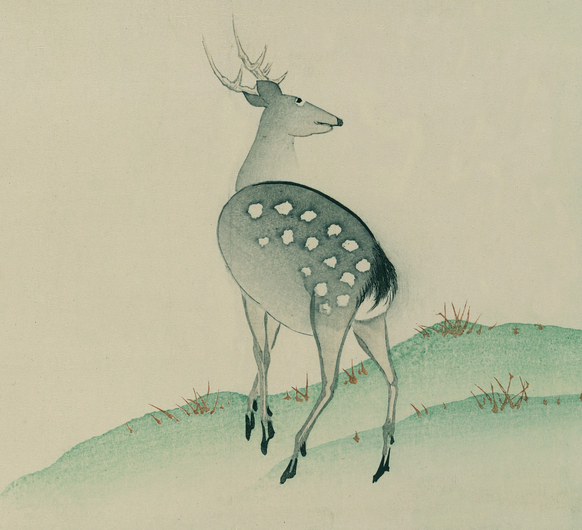Comptine Et Chanson #4 : Un Grand Cerf - Maman Poule Et Alors ! dedans Chanson Du Cerf Et Du Lapin