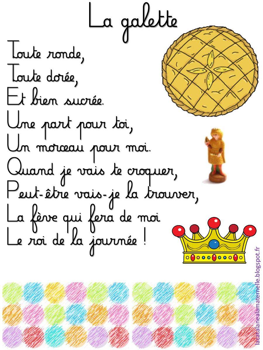 Comptine - La Galette (Lacatalane).pdf - Fichiers Partagés intérieur Histoire Roule Galette