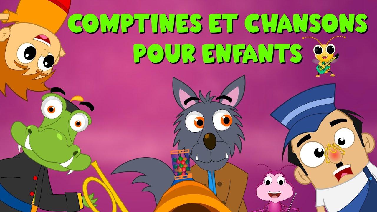 Comptines Et Chansons Pour Les Petits | Ah Les Crocodiles , Etc. |  Comptines Pour Bébé intérieur Chanson Pour Bebe 1 An