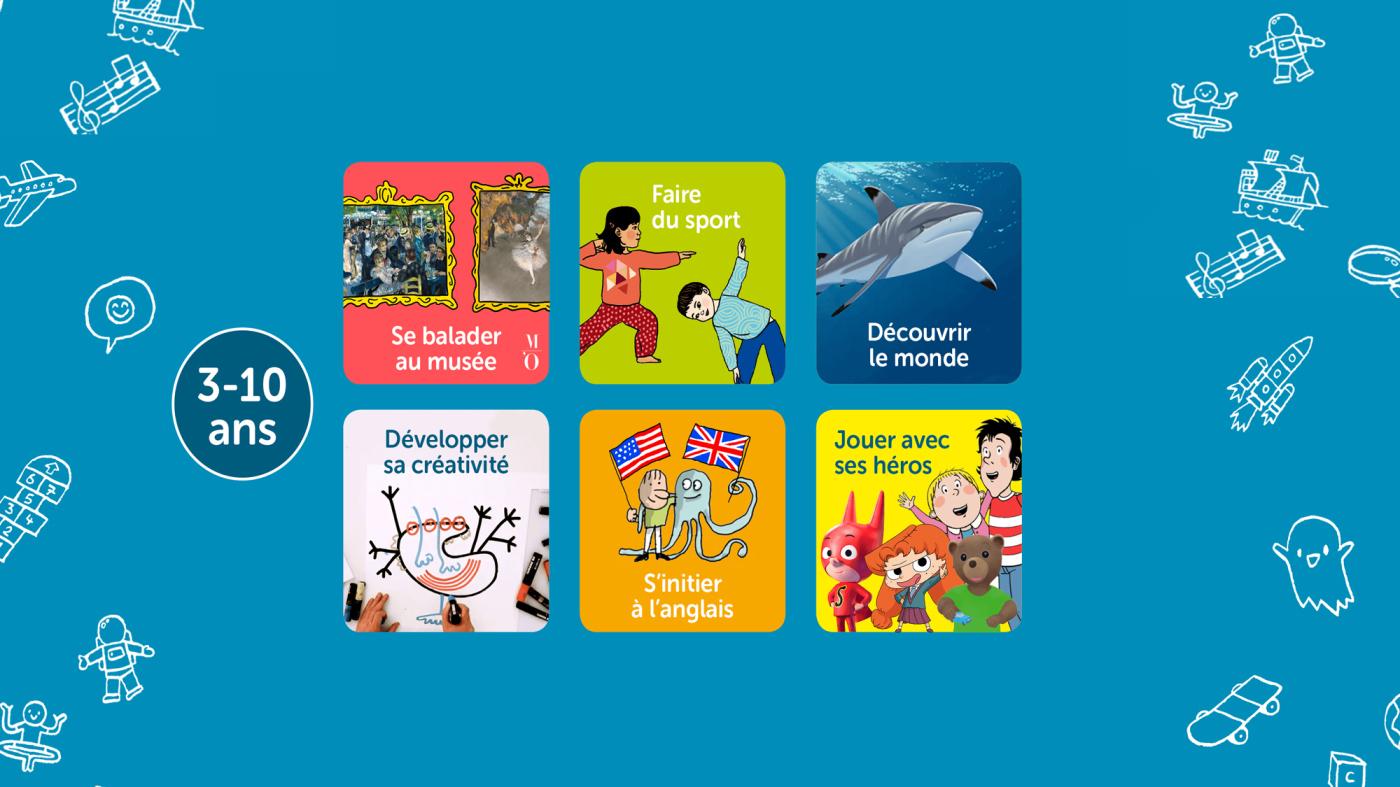 Confinement Semaine 1 : Des Idées Pour Occuper Vos Petits intérieur Jeux Gratuits Pour Enfants De 3 Ans