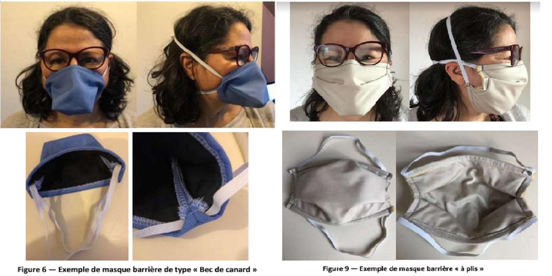 Coronavirus : Un Guide Pour Fabriquer Son Masque À La Maison avec Masque Canard À Imprimer