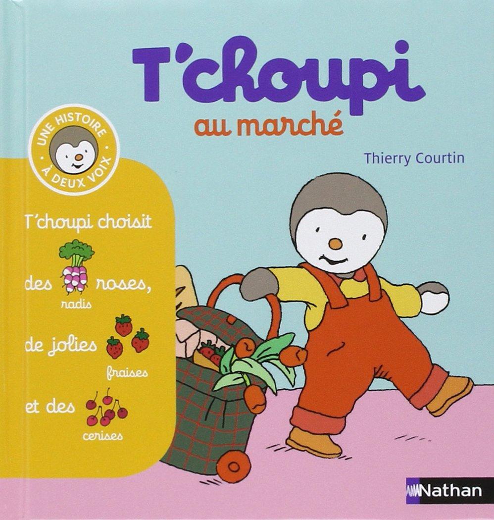 Couvertures, Images Et Illustrations De T'choupi Au Marché concernant Tchoupi Au Marché