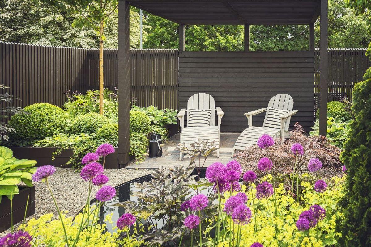 Créer Un Jardin De Style Anglais serapportantà Grimper En Anglais