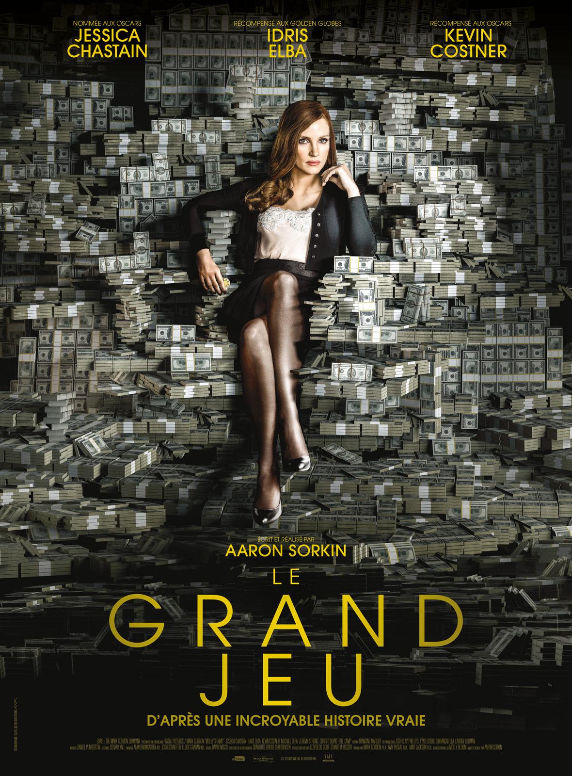 Critique Du Film Le Grand Jeu - Allociné destiné Jeux De Intelligence De Fille