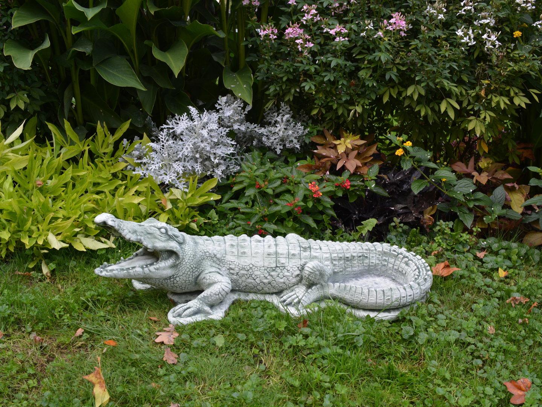 Crocodile Géant Reptile - Gartendekoparadies.de serapportantà Photo De Crocodile A Imprimer