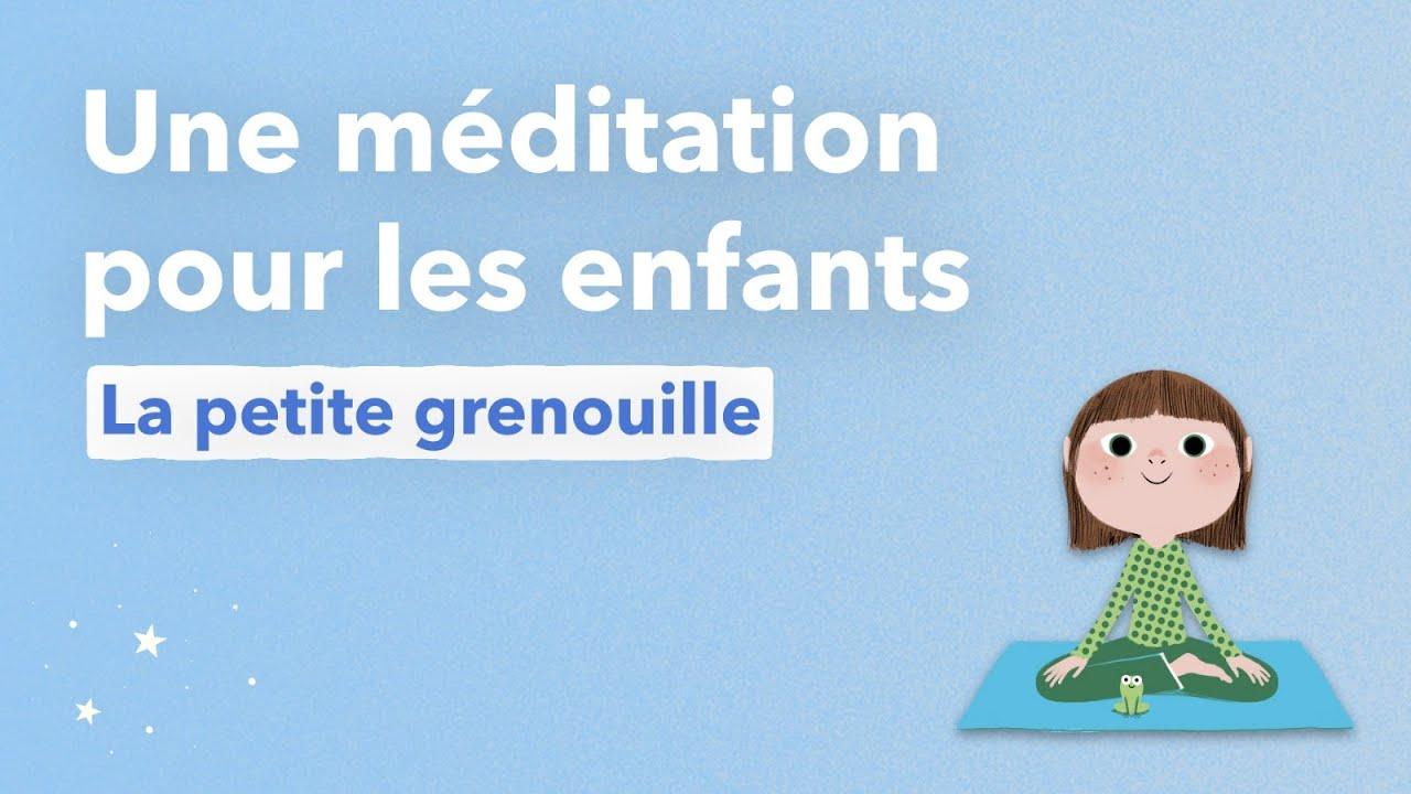 Скачать Бесплатно Песню La Petite Grenouille Meditation Pour destiné La Grenouille Meditation