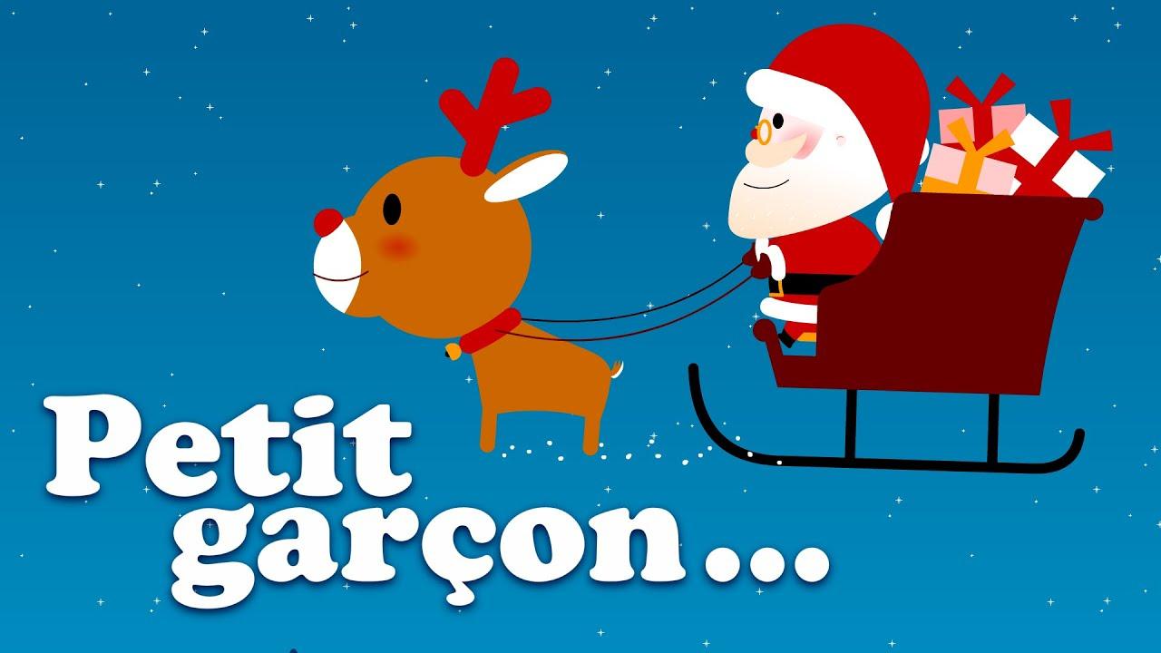 Dans Son Manteau Rouge Et Blanc Petit Garçon Chanson Et Comptine De Noël  Pour Bébé Et Maternelles encequiconcerne Chanson Dans Son Manteau Rouge Et Blanc
