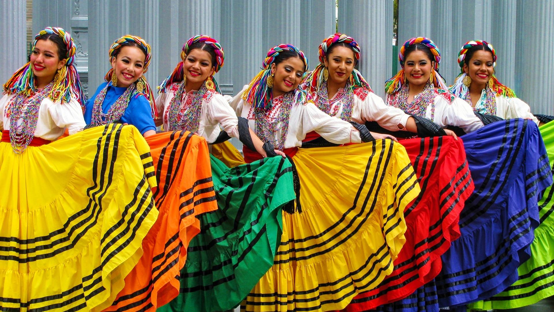 Danse, Couleurs Et Traditions | Mexique Découverte à Musicien Mexicain