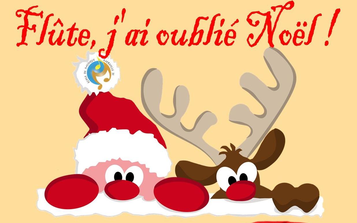 Déc 2019 – Conte Musical De Noël | École De Musique Gabriel avec Musique Du Père Noël