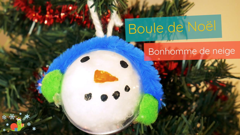 Décoration Boule De Noël Pour Les Maternelles à Bricolage De Noel Pour Maternelle