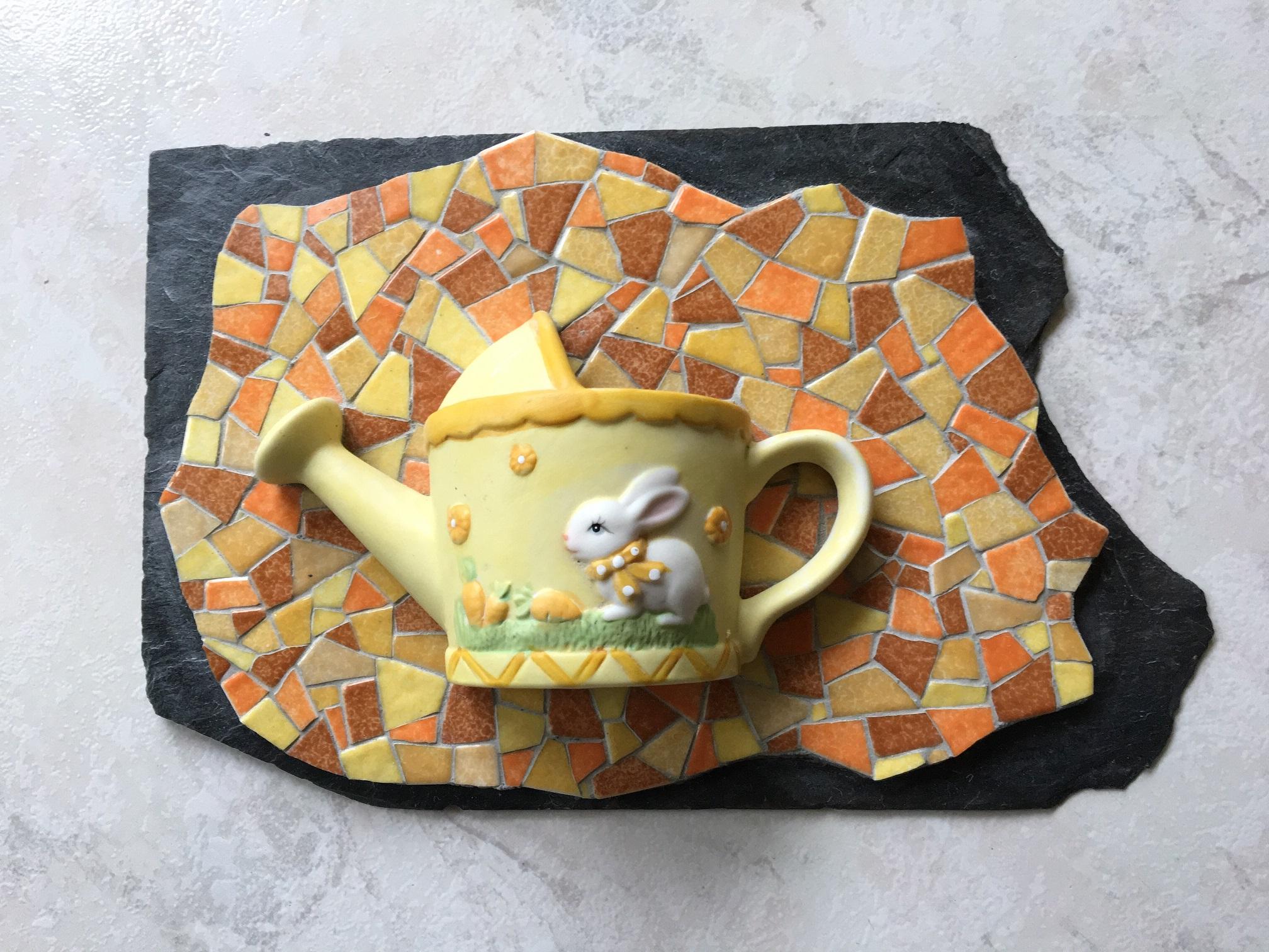 Décoration Extérieure - Mosaic Harmonic pour Support Pour Mosaique