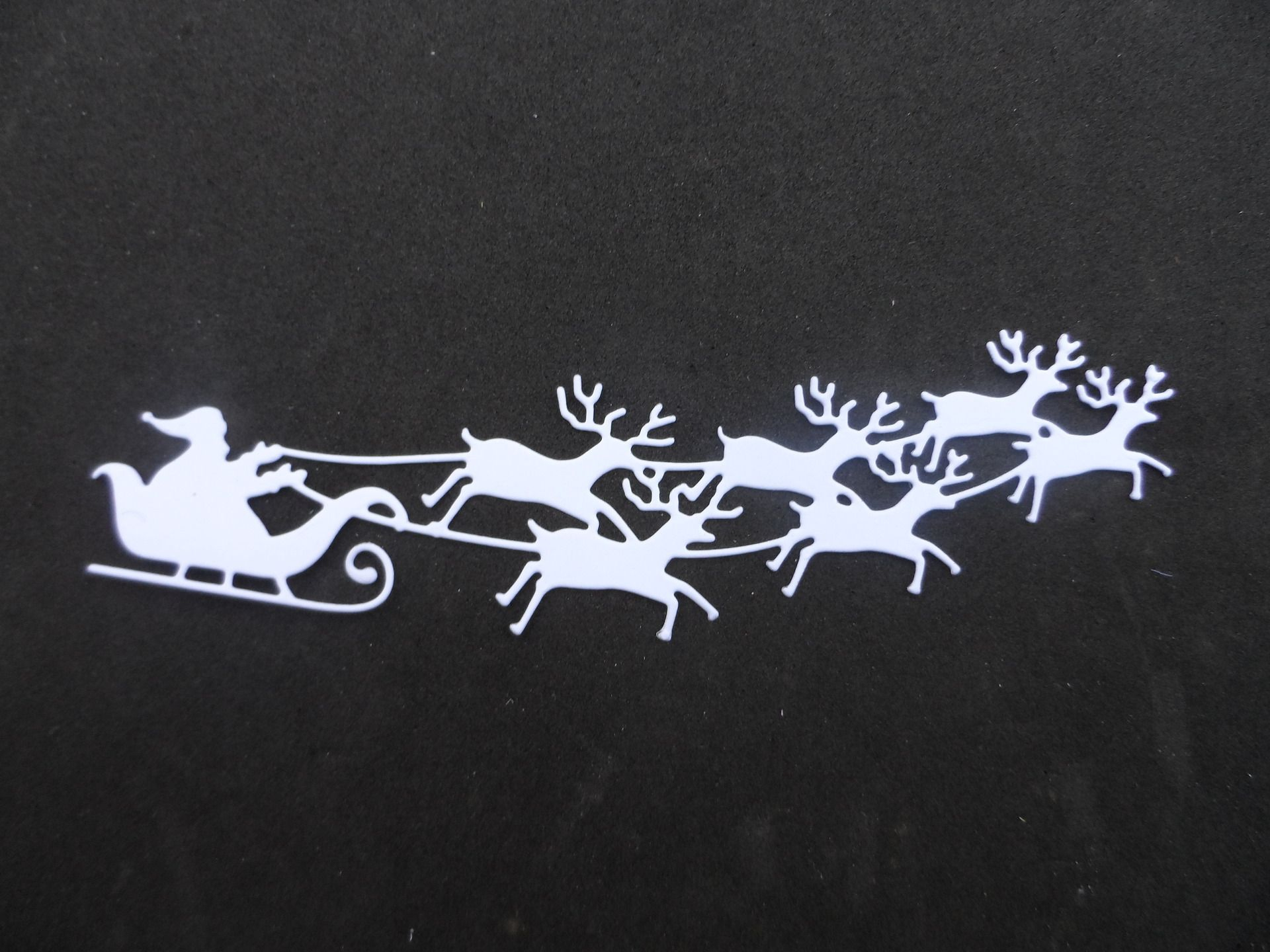 Découpe Traîneau Du Père Noel : Embellissements Par Didine45 destiné Image De Traineau Du Pere Noel