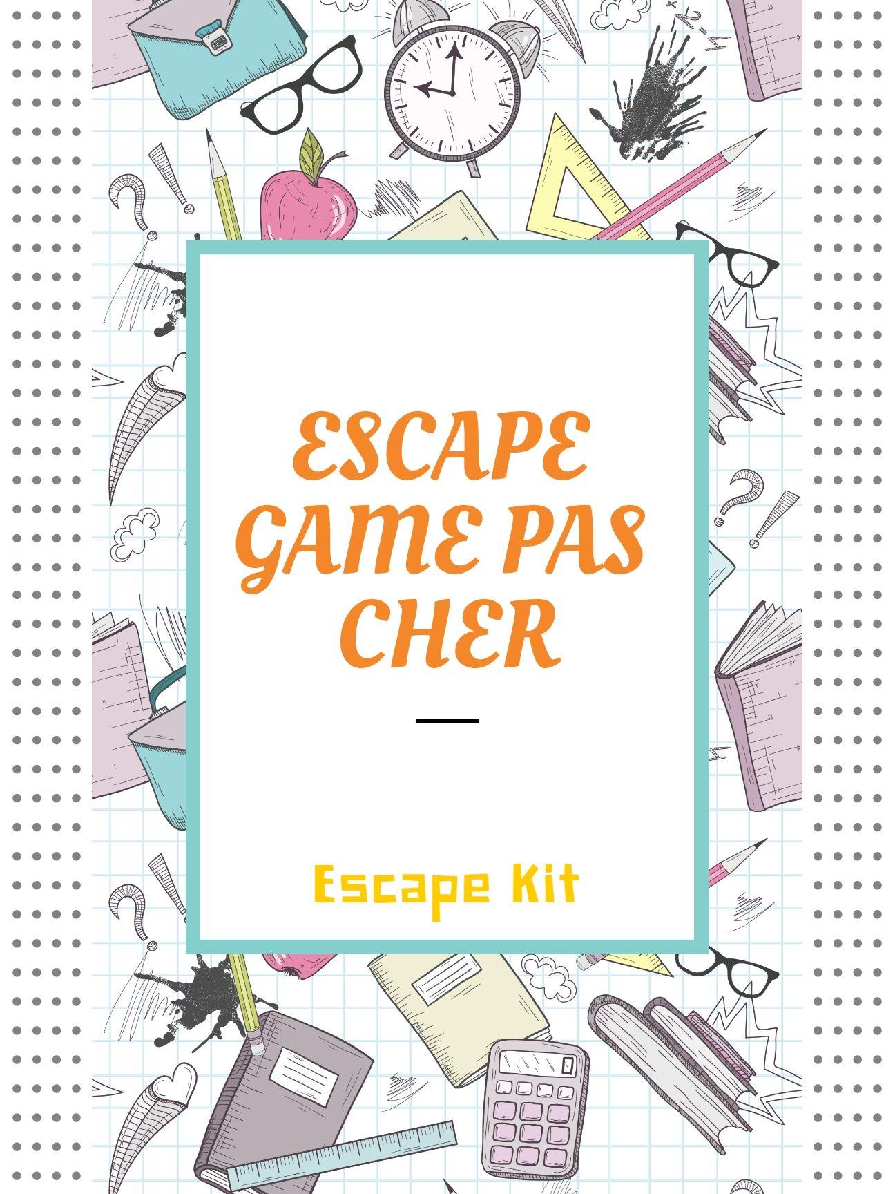 Découvrez Comme Faire Un Escape Game Pas Cher. Escape Game À pour Jeux De Fille De 11 Ans Gratuit