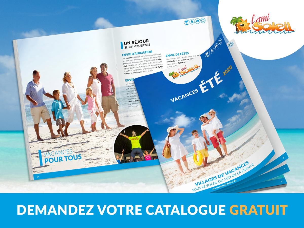 Demandez Votre Brochure : L'ami Soleil, Village De Vacances intérieur Carte De France Pour Les Enfants