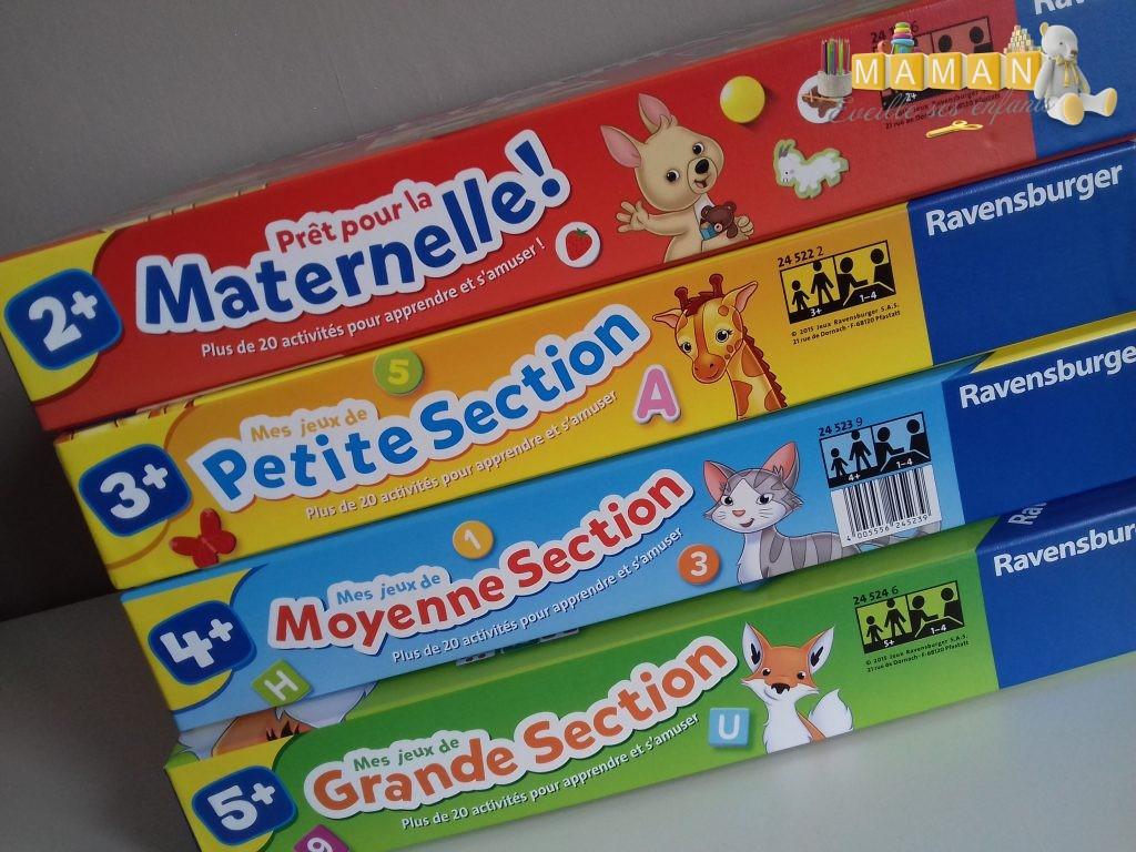 Des Jeux Éducatifs Au Top Pour Chaque Section De Maternelle avec Grande Section Maternelle Age