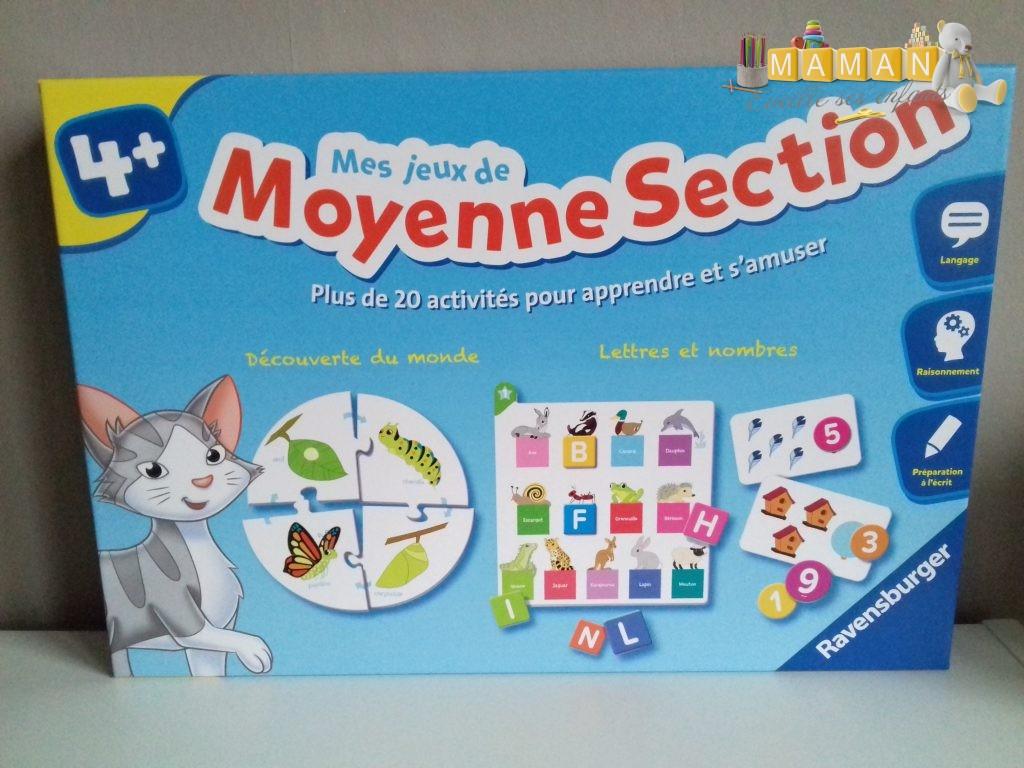 Des Jeux Éducatifs Au Top Pour Chaque Section De Maternelle serapportantà Jeux Educatif 4 Ans