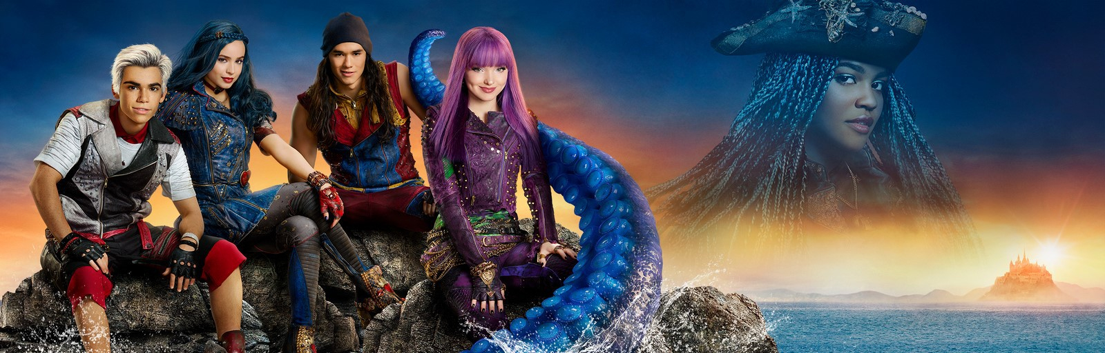 Descendants 2 – Notre Critique ! – Disney Gazette encequiconcerne Descendants Personnages