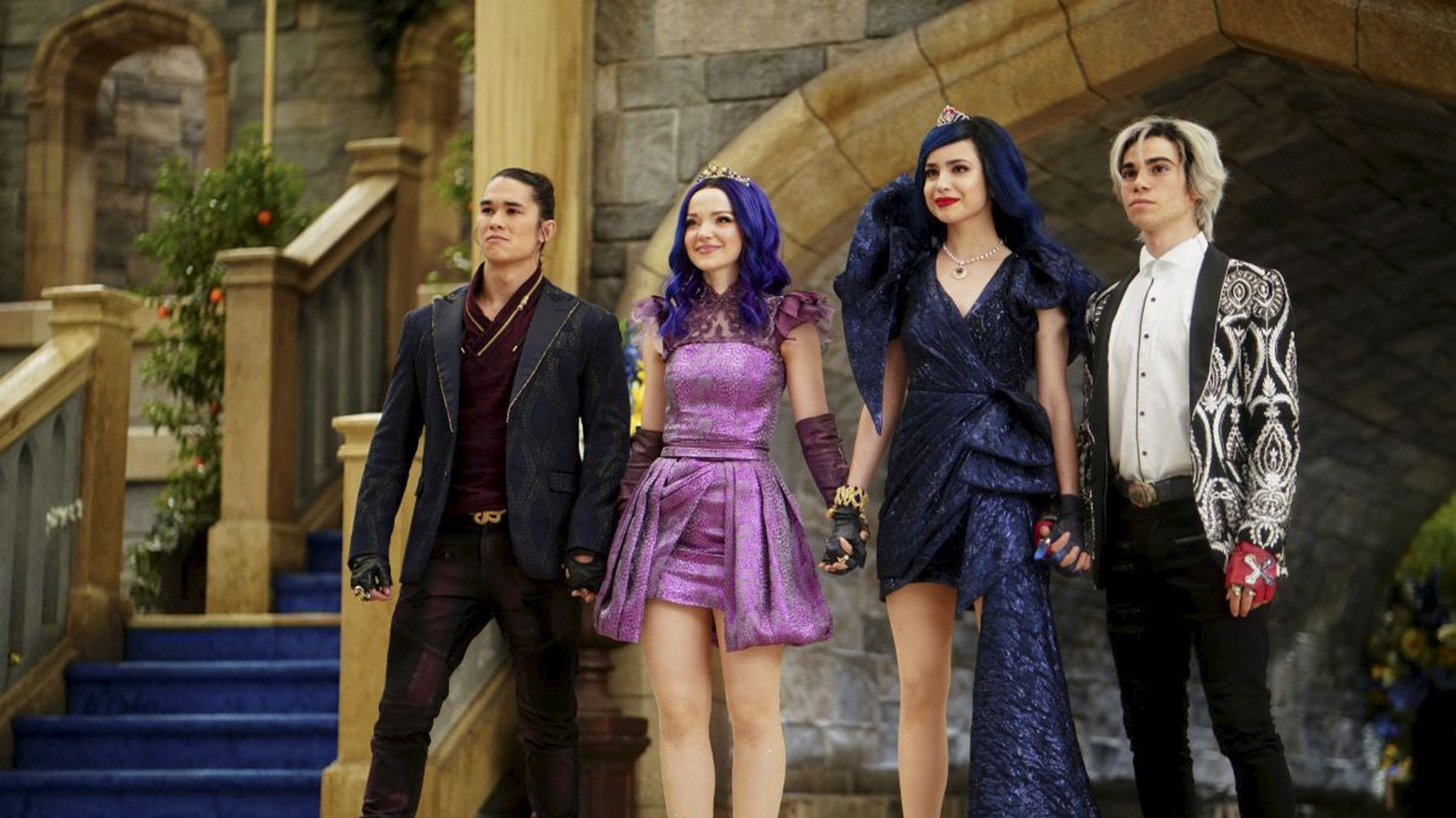 Descendants 3 Arrive Le 22 Octobre Sur Disney Channel avec Descendants Personnages