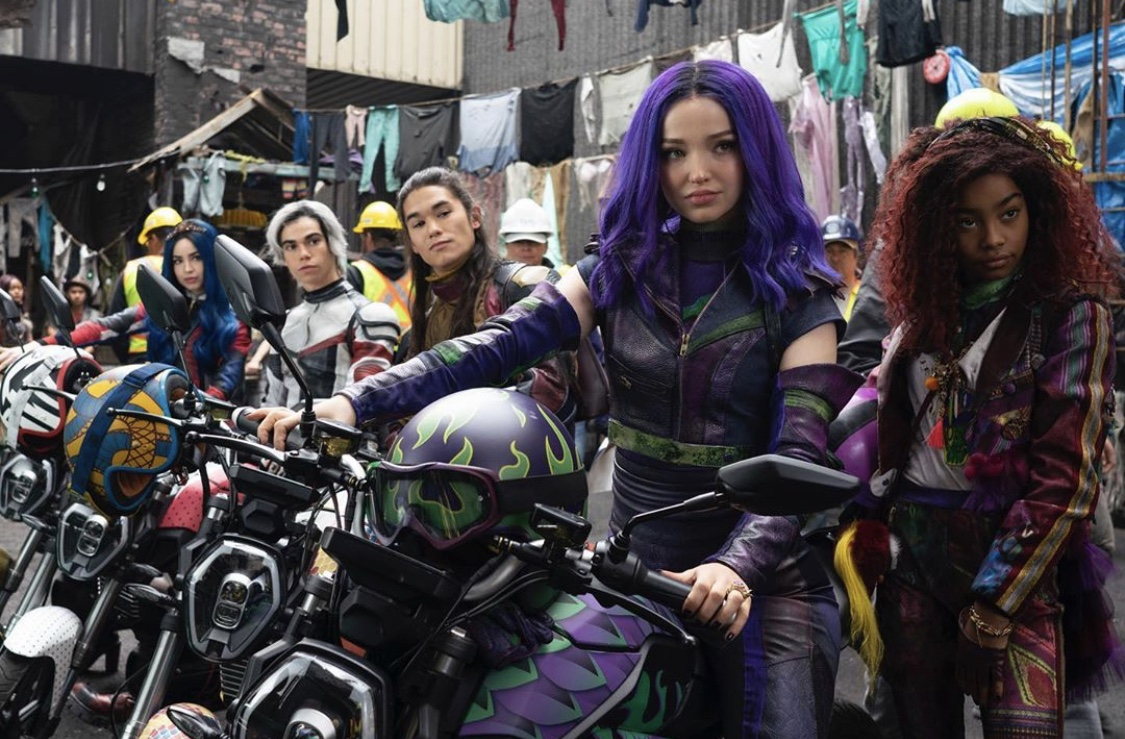 Descendants 3 - Critique Du Téléfilm Disney Channel pour Descendants Personnages