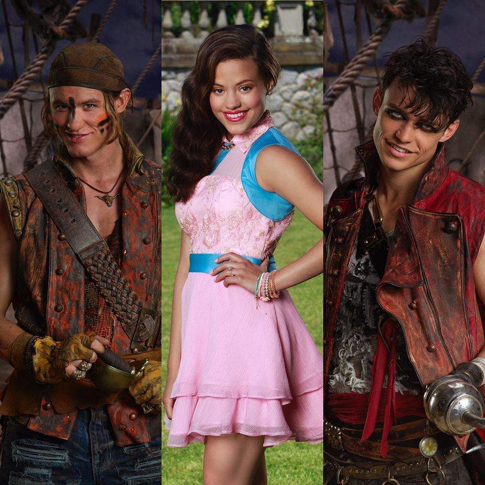 Descendants 3, Le Nouveau Film Disney Channel Original Movie pour Descendants Personnages