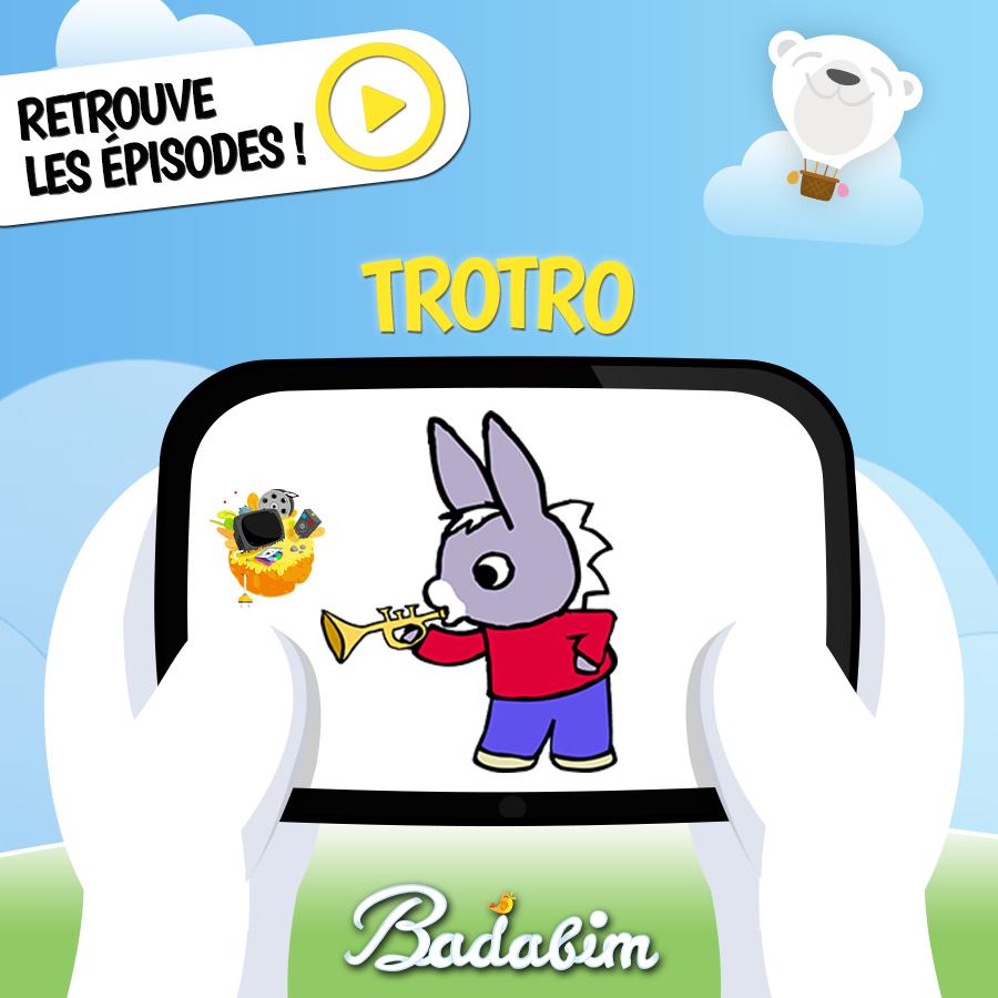 Dessin Animé Ane Trotro pour Dessin Animé De Trotro En Francais Gratuit