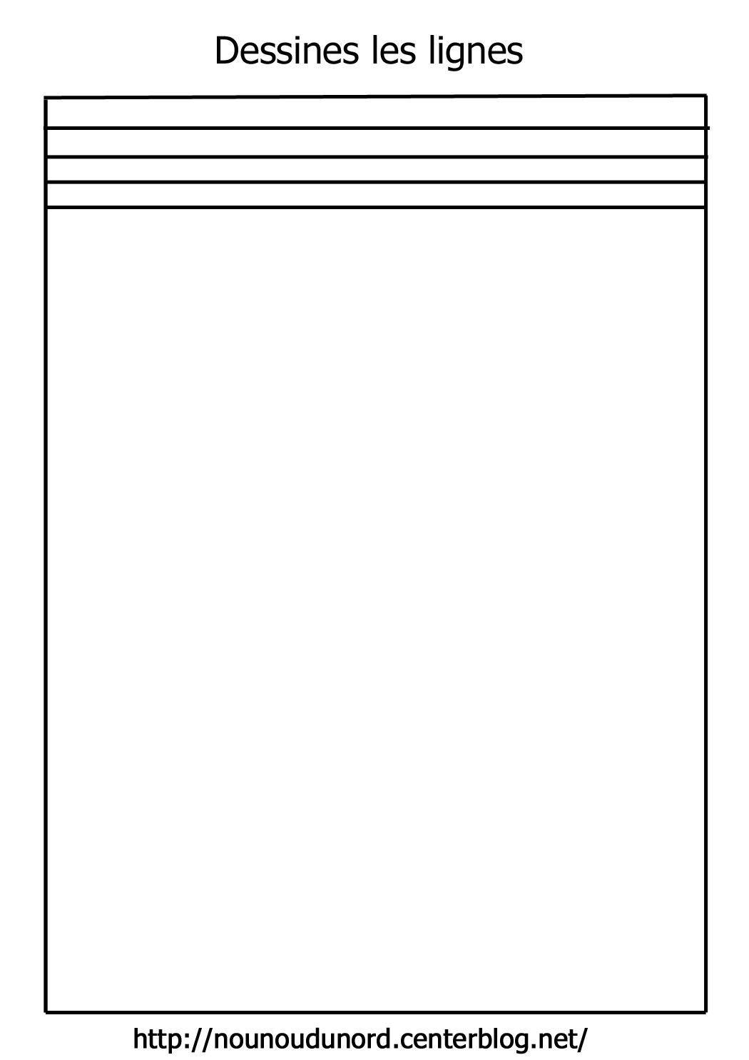 Dessine Les Lignes Horizontales, Verticales, Vagues encequiconcerne Dessin De Vague A Imprimer