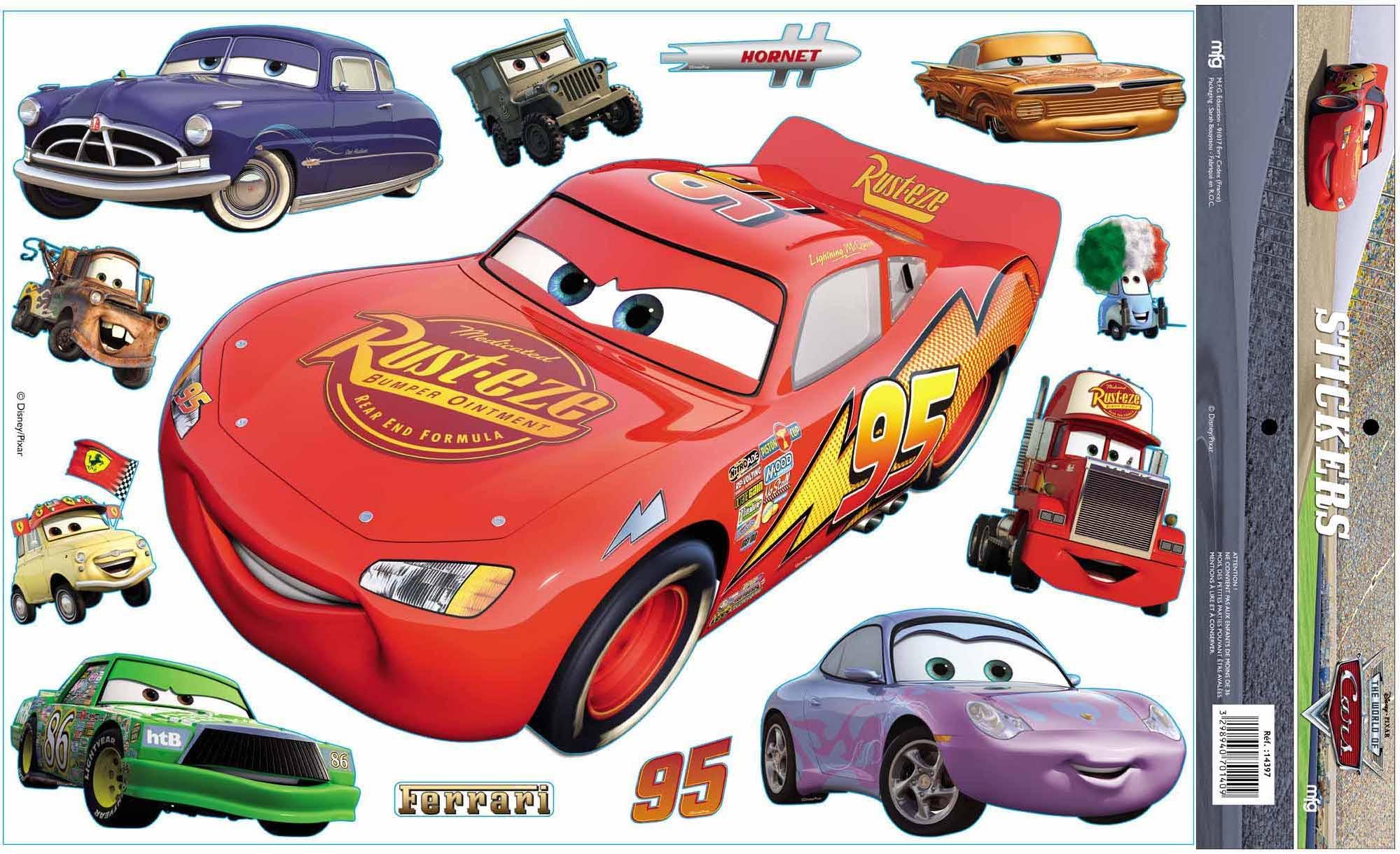 Dessins En Couleurs À Imprimer : Cars, Numéro : 266123 avec Dessin A Imprimer Gratuit Cars