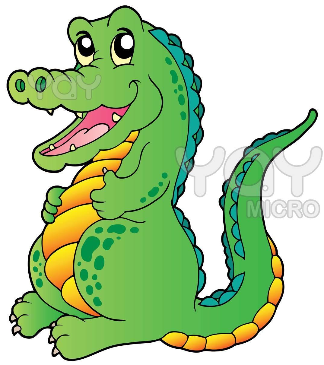 Dessins En Couleurs À Imprimer : Crocodile, Numéro : 24937 dedans Photo De Crocodile A Imprimer