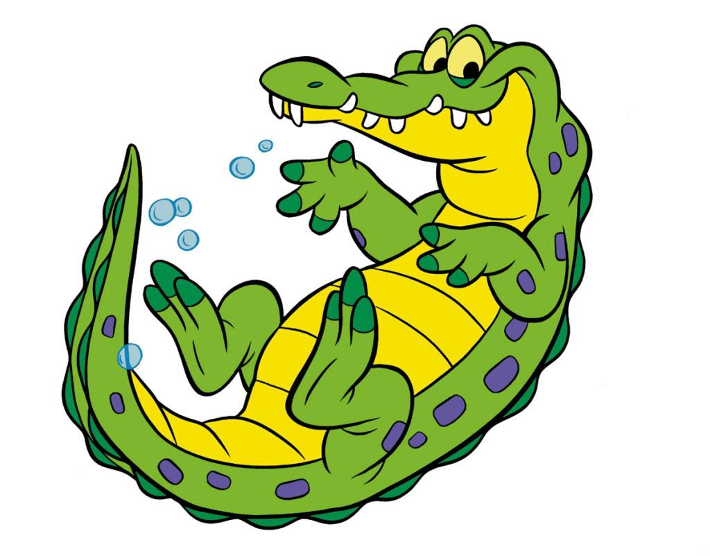 Dessins En Couleurs À Imprimer : Crocodile, Numéro : 372032 pour Photo De Crocodile A Imprimer